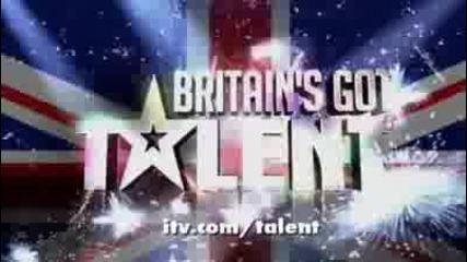Callum Francis - Britains Got Talent