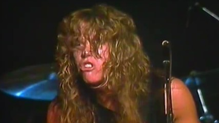 Metallica - Whiplash - Live At The Metro, 1983