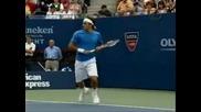Roger Federer - King Of The Tennis