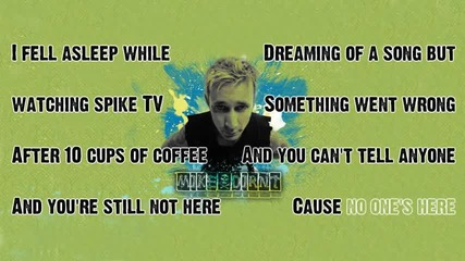 Green Day ~ Homecoming [lyrics]