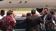 Cuba: Rouhani arrives in Havana for high-level talks