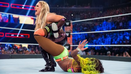 Naomi vs. Natalya: SummerSlam 2017 (Full SmackDown Women's Title Match)