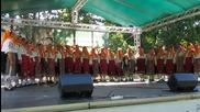 Златната гъдулка 2015 - Народен хор с. Николово