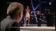 Великобритания - Jade - My Time - Евровизия 2009 - Финал - Пето Място