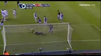 Aston Villa - Tottenham Hotspurs 4:4