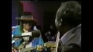 Стиви Рей Во И Алберт Кинг - Канада 1979