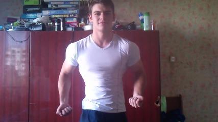 Перфектното мъжко тяло!? - Божидар Караилиев