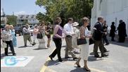 Charleston Massacre Church Reopens in Triumph Over 'the Devil'