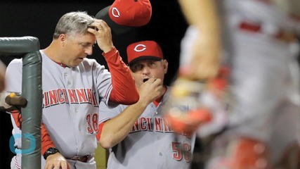 Cincinnati Reds Manager Bryan Price Drops F-Bomb 77 Times