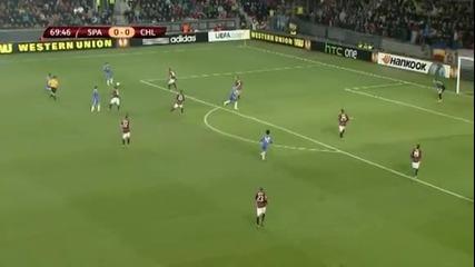 Спарта Прага - Челси 0:1 ( Лига Европа, 1/16 финал (15-02-2013)