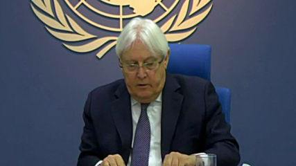 UN: 'Yemen has no time to waste' – Special Envoy Griffiths