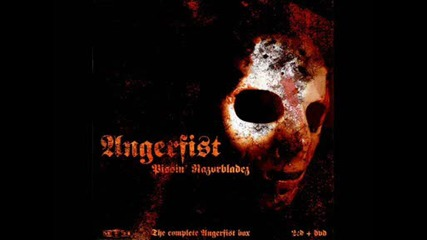 Angerfist - Fools of war