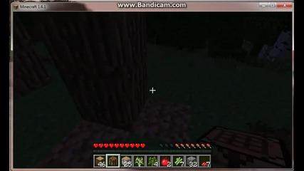 Minecraft survival епизод (2): Извинявам се