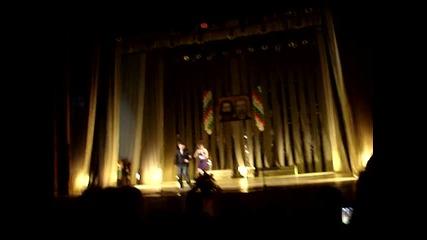 Грета Калудова-изпълнение на концерт