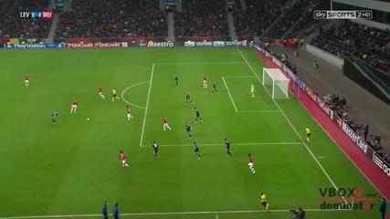 27.11.13 Байер Леверкузен 0 - 5 Манчестър Юнайтед - Най-доброто от мача