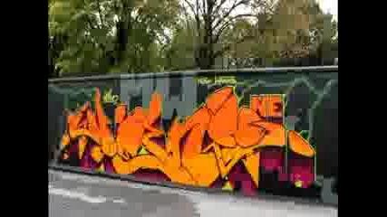 Weeno graffiti writer