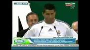 Кристиано Роналдо пред 80 000 - Публиката Избухва,  Роналдо Коментира