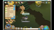 animal jam lilac petal's pink gazle horns are scammed again