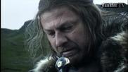 възхвала за Едард ` Нед ` Старк от Игра на тронове # Metallica - Low Man's Lyric: Game of Thrones hd
