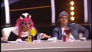 Stefan Osmanovic - Maskenbal - (live) - ZG 2014 15 - 25.10.2014 EM 6.
