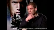 Wentworth Miller On Global Tv (2006)
