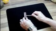 Фокуси - Проникване в кибритена кутийка