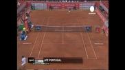 Без изненади на тенис турнира в Португалия