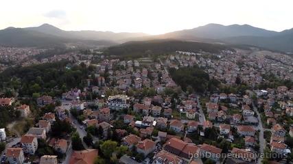 Заснемане с дрон: Велинград