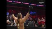 Alberto Del Rio си запазва титлата в т. категория срещу Rvd - Wwe Battleground 2013 06.10.2013