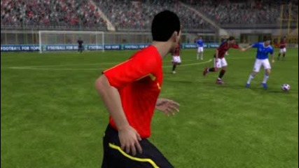 Fifa 11... една малко саката игра