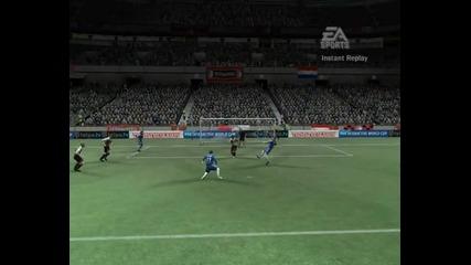 My Top 5 Goal in Fifa 07 #2