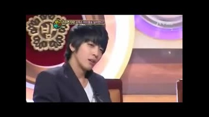 Funniest English Ever (yonghwa and Wooyoung speak English)