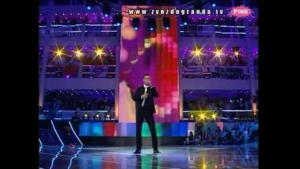 Milan Mitrović - Ljepša od noći (Zvezde Granda 2010_2011 - Emisija 34 - 28.05.2011)