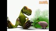 Ето как са умрели динозаврите