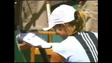 Justine Henin / Maria Sharapova