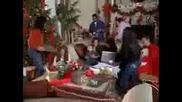 Сладураните Beyonce Кели и Мишел празнуват Коледа