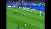 Франция - Италия 0:2