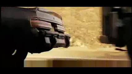 Fast and Furious 4 - Трейлър 1 [bg subs]