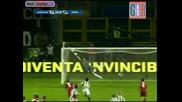 Juventus - Roma 1 - 0 Unikalen Goal na Alessandro Del Piero