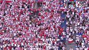 Противно на играта - Полша поведе на Украйна