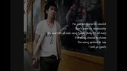 Brian Joo - Bullet [eng.vers.]{lyrics}