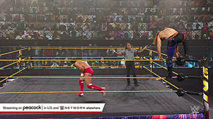 Ari Sterling vs. Tony Nese: WWE 205 Live, May 14, 2021