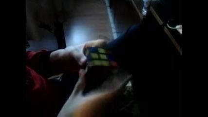 Редене на кубчето на рубик
