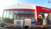 От Бургас до Пловдив по магистралата в time lapse видео