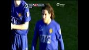 26.12 Бербатов с решителна асистенция : Сток Сити - Манчестър Юнайтед 0:1 Карлос Тевес гол