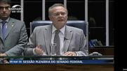 Brazil: Impeachment vote to go ahead - Brazil's Senate leader Renan Calheiros
