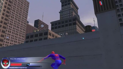 Spider Man 2 - Епизод 1 - Лаггг