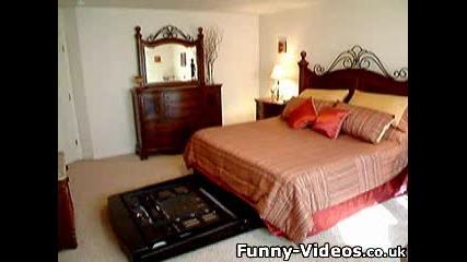 Спалня с Вграден Телевизор