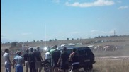 lada niva rally crash