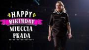 The iconic Italian designer behind Prada turns 70